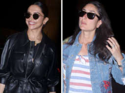 Deepika Padukone, Kareena Kapoor & Shraddha Kapoor spotted at Mumbai Airport