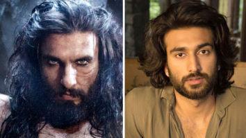 Did you know Ranveer Singh's stand-in for Alauddin Khilji in Padmaavat was Malaal debutante Meezaan Jaffrey