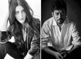 EXCLUSIVE VIDEO: Shruti Haasan admits she wants to work with Irrfan Khan