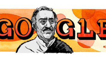 Google dedicates a doodle for Amrish Puri on his 87th birth anniversary