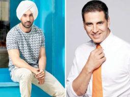 Here's why Diljit Dosanjh owes Good News co-star Akshay Kumar money