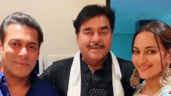 INSIDE PHOTOS: Salman Khan hosts Eid party, Sonakshi Sinha, Shatrughan Sinha, Katrina Kaif, Iulia Vantur among others attend the celebration