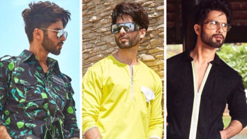 Kabir Singh Promotions Shahid Kapoor and his fashion chronicles