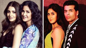 Katrina Kaif says she loves Anushka Sharma, Karan Johar gifted her expensive sports sweaters