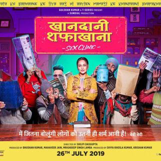 First Look Of Khandaani Shafakhana