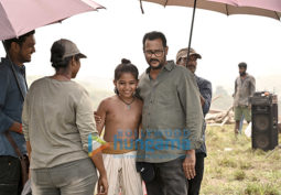 On The Sets From The Movie Mamangam