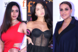 Nora Fatehi, Neha Dhupia, Dia Mirza & others at Grand Finale of Miss India 2019