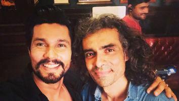 PHOTO: Randeep Hooda wraps up Imtiaz Ali's Love Aaj Kal 2, calls it a wonderful reunion after Highway