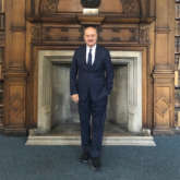 PHOTOS: Anupam Kher speaks about ups & downs of life, cinema and India at Oxford Union