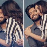 PHOTOS: Deepika Padukone leaves Ranveer Singh gushing after a romantic kiss