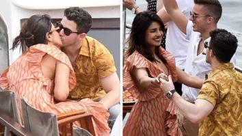 PHOTOS: Priyanka Chopra and Nick Jonas sneak in KISSES during a cruise party in Paris ahead of Joe Jonas and Sophie Turner's wedding