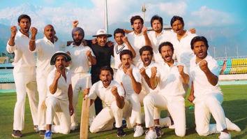 """""""Pehla Over, Pehla Ball"""" - Ranveer Singh and Kabir Khan's begin shooting of '83"""