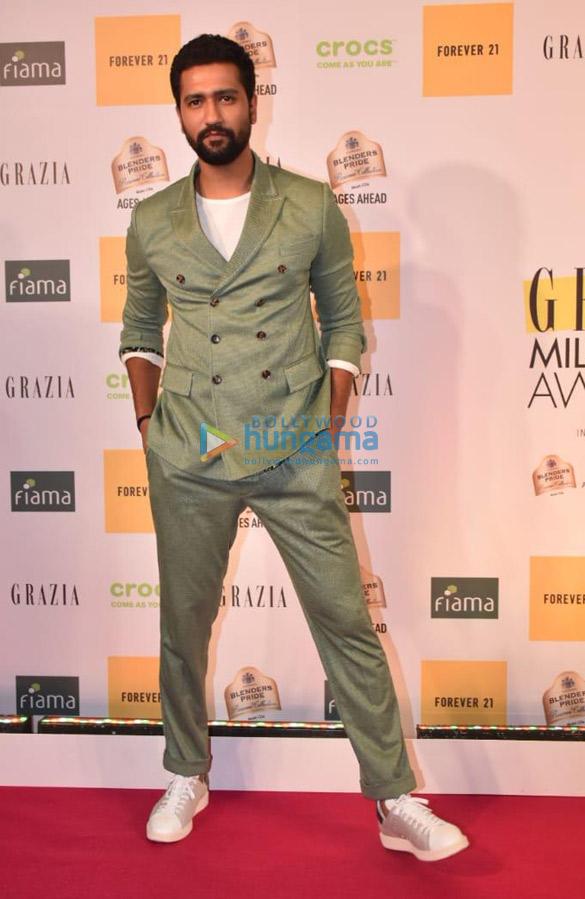 Photos Celebs grace Grazia Millennial Awards 2019 (1)
