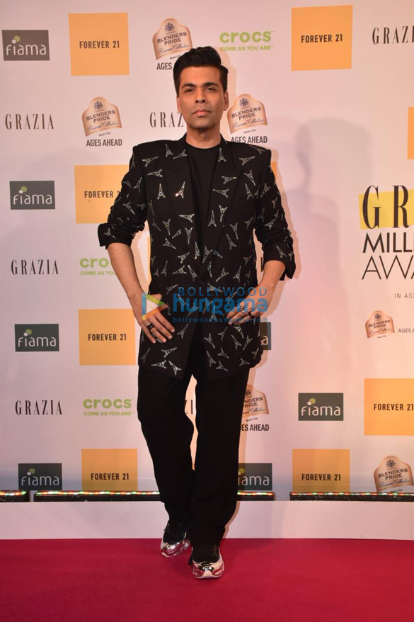 Photos Celebs grace Grazia Millennial Awards 2019 (6)