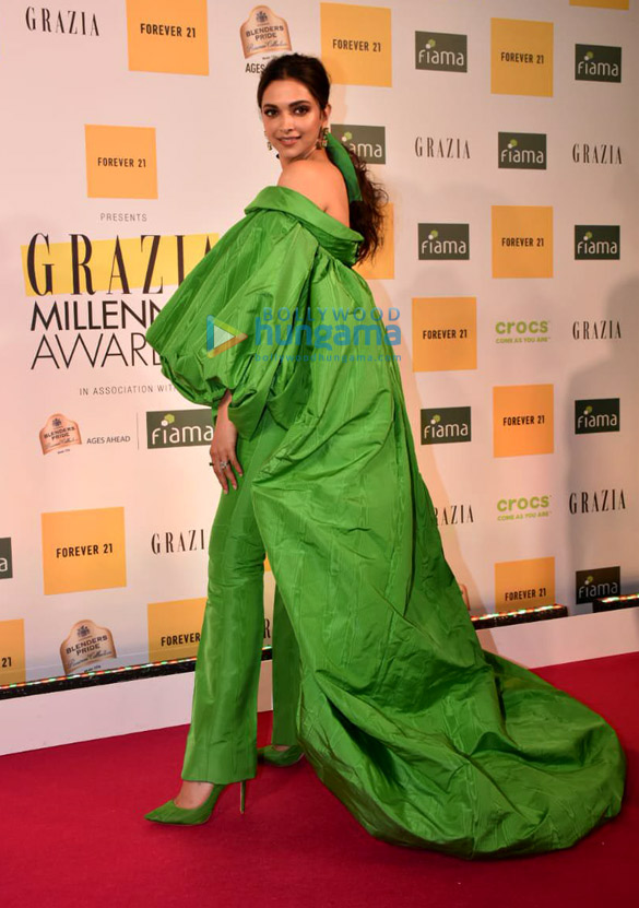 Photos Celebs grace Grazia Millennial Awards 20191 (1)