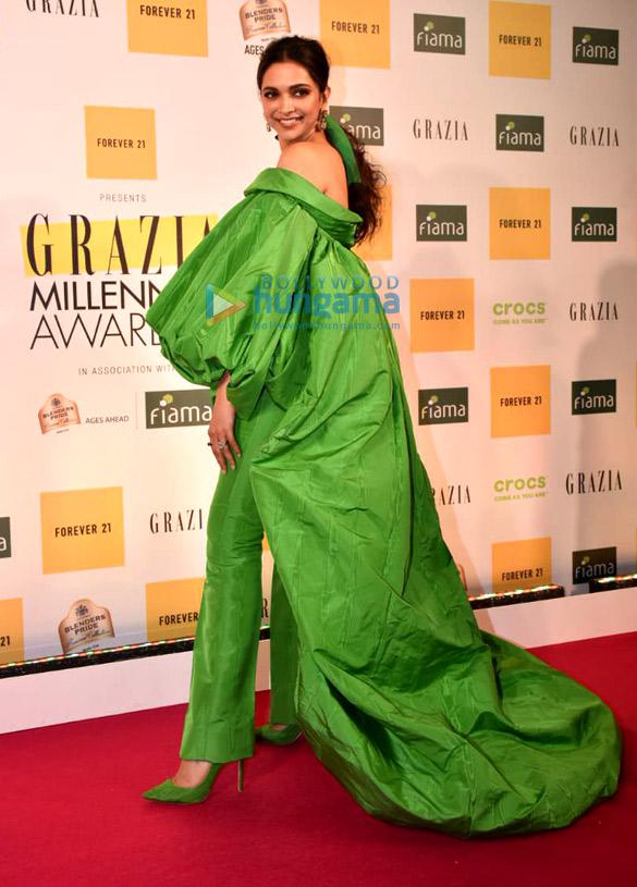 Photos Celebs grace Grazia Millennial Awards 20191 (6)