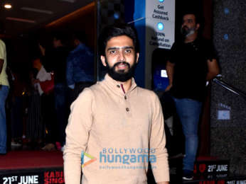 Photos: Celebs snapped at the special screening of Kabir Singh at YRF Studio