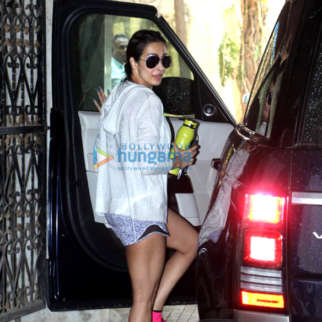 Photos: Malaika Arora snapped at the gym