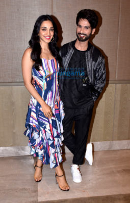 Photos: Shahid Kapoor and Kiara Advani attend the Kabir Singh Musical Concert in Pune