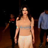 Photos: Priyanka Chopra Jonas, Anushka Sharma, Nidhhi Agerwal and others snapped at the airport