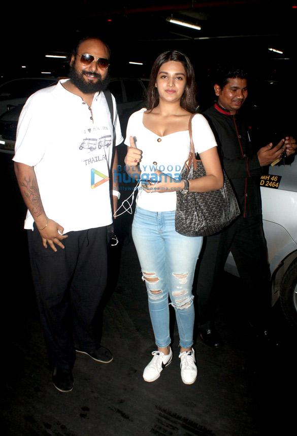 Photos: Priyanka Chopra Jonas, Anushka Sharma, Nidhhi Agerwal and others snapped at the airport