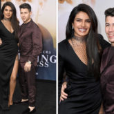 Priyanka Chopra sizzles in racy dress, joins Nick Jonas at Chasing Happiness premiere