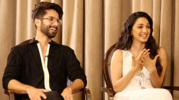 ROFL Shahid Kapoor- Kiara Advani's CRAZIEST Quiz On Angry Men In Bollywood Kabir Singh
