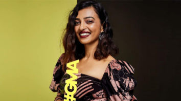 Radhika Apte wins a well-deserved title of the Digital Disruptor of the Year at the Grazia Millennial Awards!