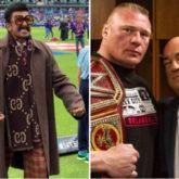 Ranveer Singh gets legal notice from WWE Wrestler Brock Lesnar's advocate Paul Heyman