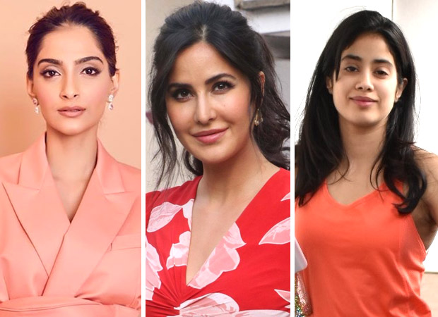 Here's how Sonam Kapoor responded to Katrina Kaif's comment on cousin Janhvi Kapoor's VERY SHORT gym shorts!