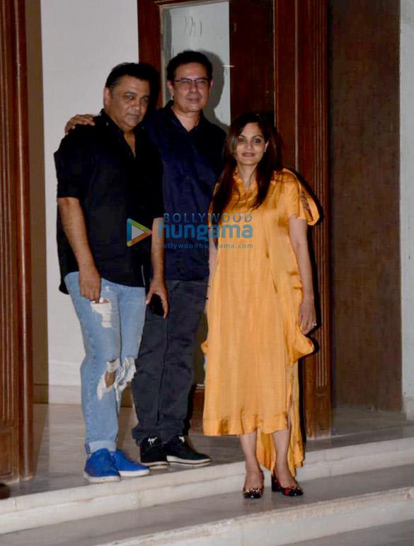 Salman Khan, Iulia Vantur and others snapped at Arbaaz Khan's housewarming party (4)
