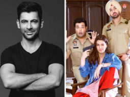 Sunil Grover turns narrator for Kriti Sanon and Diljit Dosanjh's Arjun Patiala trailer!