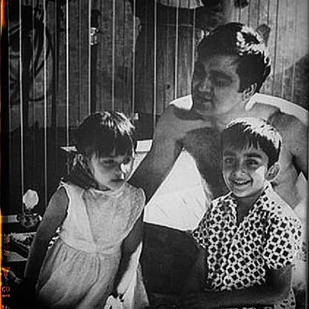 THROWBACK: Sanjay Dutt misses his father Sunil Dutt on his birth anniversary