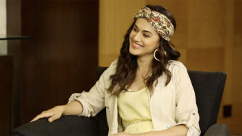 Taapsee Pannu's Most Honest Rapid Fire SRK's Romance Ya Salman's Action Hottest Guy in Industry