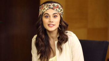 """Taapsee Pannu """"Actors Are Not 100% Normal..."""" Game Over South Films"""