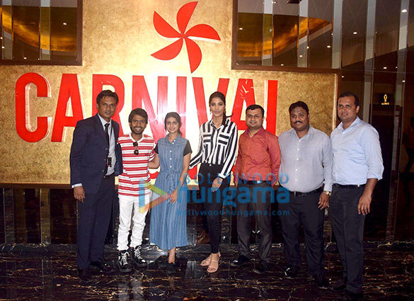 Takatak cast snapped at the merchandise unveiling at Carnival Cinemas, Mumbai (1)