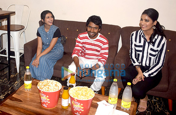 Takatak cast snapped at the merchandise unveiling at Carnival Cinemas, Mumbai (6)