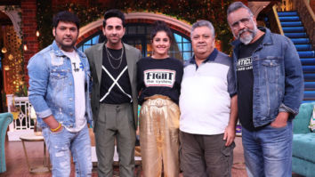 The Kapil Sharma Show: Here's why Ayushmann Khurrana doesn't want his son to watch his films, reveals Virajveer loves Varun Dhawan