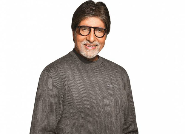 The ever-young Amitabh Bachchan