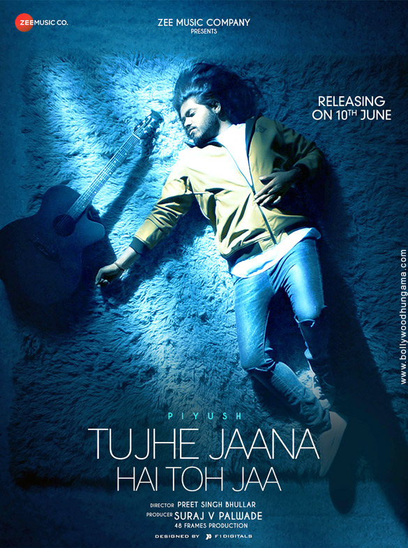 First Look Of Tujhe Jaana Hai Toh Jaa