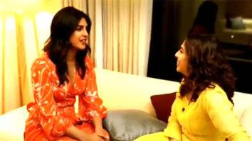 VIDEO: Priyanka Chopra grooves with Sanjay Leela Bhansali's niece Sharmin Segal on 'Udhal Ho' from Malaal