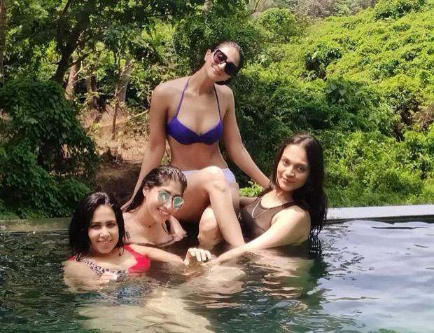 Vaani Kapoor parties like a bawse bikini babe during a bachelorette trip