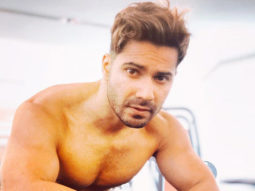 Varun Dhawan's prep for Street Dancer 3D is straight up stupefying!