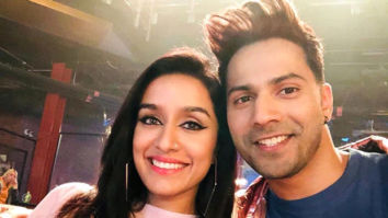 Varun Dhawan and Shraddha Kapoor are all smiles as they wrap the Dubai schedule for Street Dancer 3D
