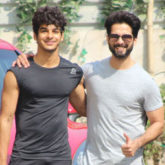 WATCH: Shahid Kapoor and Ishaan Khatter can't contain their EXCITEMENT as Kabir Singh crosses Rs 100 crore at box office