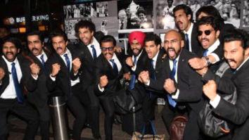 WATCH VIDEOS: Ranveer Singh and '83 team warm up before shooting in Glasgow