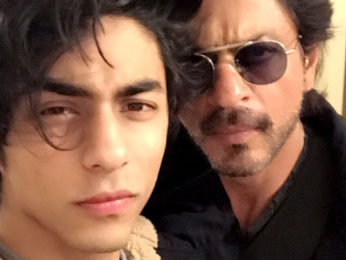 WOW Shah Rukh Khan PAIRS UP With Aryan Khan For LION KING Mufasa Simba