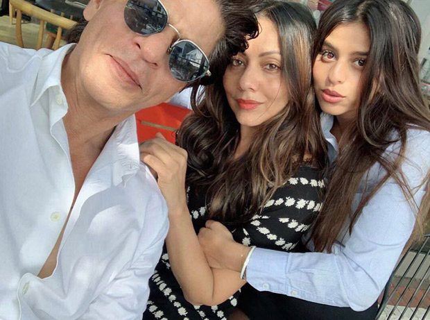 Shah Rukh Khan has the sweetest message for daughter Suhana Khan on her graduation day!
