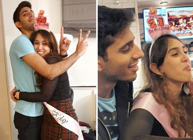 Love is in the air! Aamir Khan's daughter Ira Khan CONFIRMS that she is in a relationship with Mishaal Kripalani