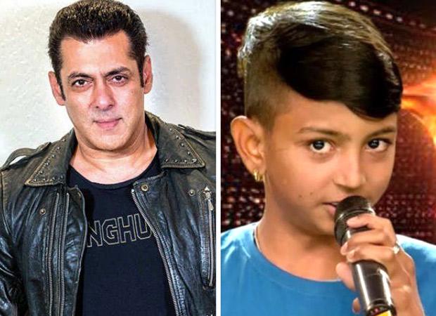 Salman Khan does the SWEETEST gesture for Rising Star winner Aftab Khan! [Read on]